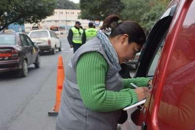 En tres controles detectaron 22 deudores del Impuesto Automotor