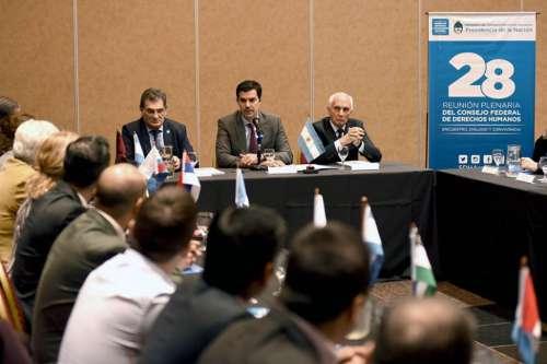 Gobierno de Salta adhirió al Plan Nacional de Acción en Derechos Humanos