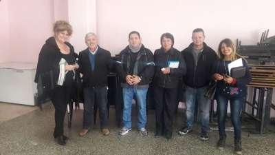 La Municipalidad visitó Cofruthos que prevé instalar una guardería